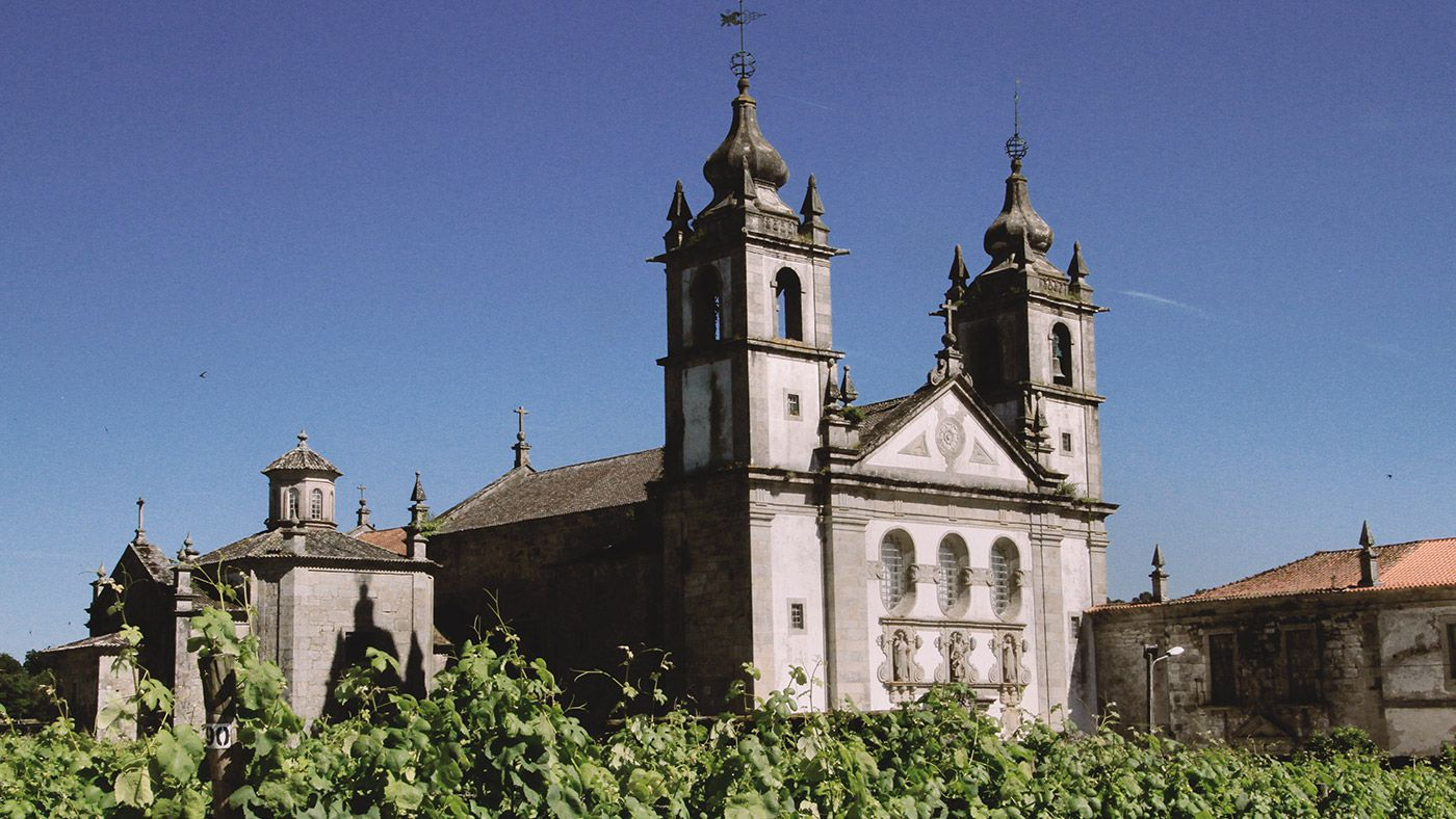 Monestery of Santo André de Rendufe
